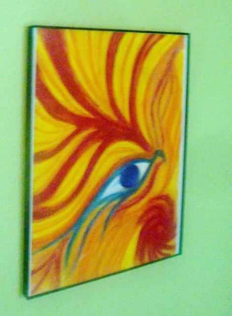 art therapy sabrina santa clara whos eyes