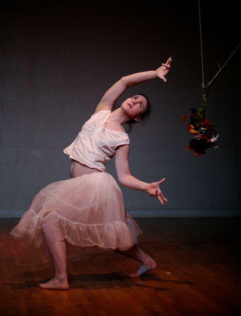 pic performance art sabrina santa clara choreographer intransience 2009 cheryl reach