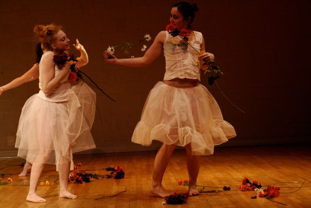 pic performance art sabrina santa clara choreographer intransience 2009 cheryl seducing sasha