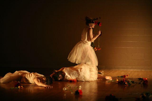 performance art sabrina santa clara choreographer intransience 2009 sasha end shot