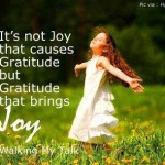Why Be Grateful?