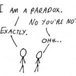 Resting Into Paradox