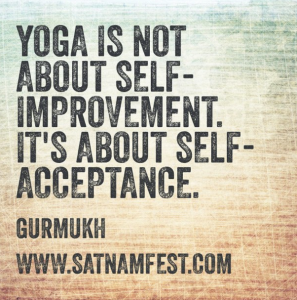 clip yoga self acceptance