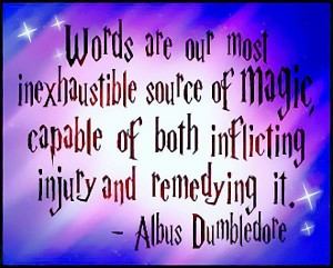 clips words dumbledoor