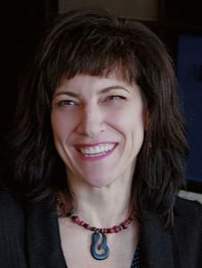 Sabrina Santa Clara smiling 2013